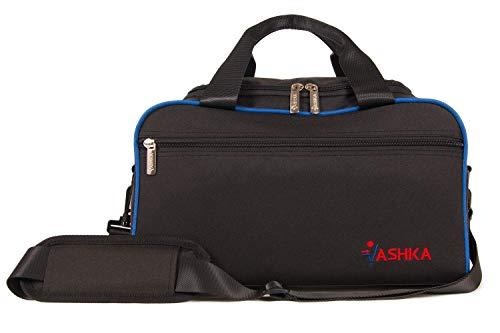 Vashka Deuxième Bagage de cabine bleu, conforme Ryanair