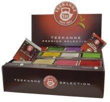 12 Beutel Box (Teekanne Selection Box - 12 Teesorten, 180 Beutel)