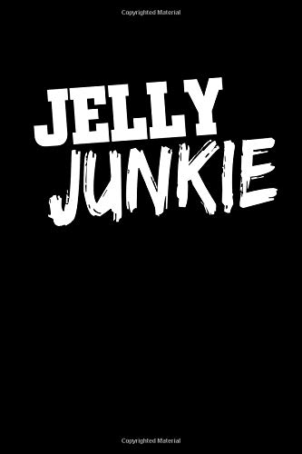 Jelly Junkie: This is a blank, lined journal that makes a perfect Jelly Junkie gift for men or women. It's 6x9 with 120 pages, a convenient size to write things in. (Sizzling Pan)