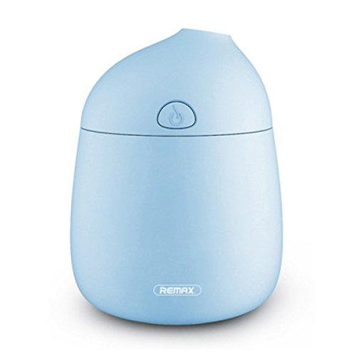 GEXING Difusor De Aroma Máquina De Aromaterapia para Automóvil USB Humidificador De Oficina En Casa...
