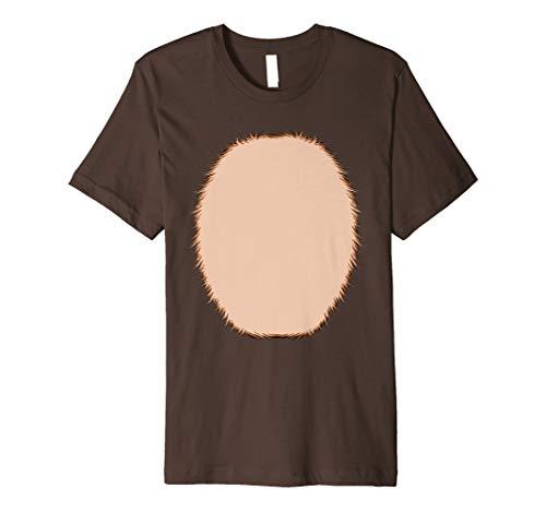 Weihnachten Rentier Kostüm T-Shirt für Erwachsene - Rudolph Rentier Kostüm