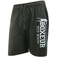 BOXEUR DES RUES Mens Bxt-1788 Pants in Stretch Fleece