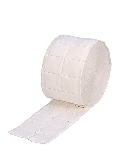 Rollo almohadillas quitaesmalte sin pelusa alta calidad