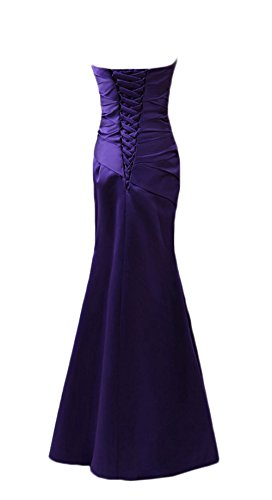 Ikerenwedding Damen Kleid Violett