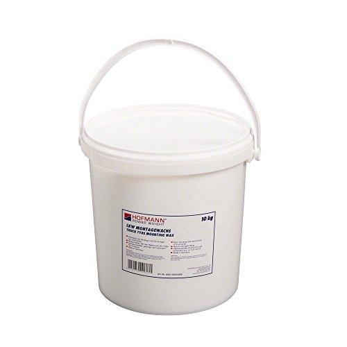 Pasta di montaggio pneumatici bianca 10kg | Pasta montaggio pneumatici | Montaggio pneumatici: wax per cambio gomme
