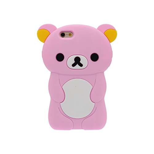 étui Silicone Gel Coque Apple iPhone 6 / 6S 4.7