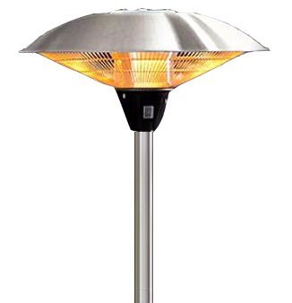 Another Firefly Patio Heater Today. This Time In The Form Of A Weatherproof  Infrared Floor Standing Heater. With Prices From Just £104.99 *check Latest  ...