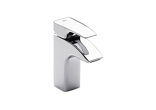 Roca A5A3150C00 – Mezclador monomando para lavabo con tragacadenilla