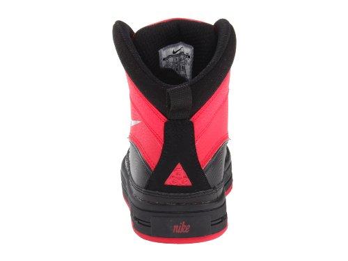 Nike Boy'S Woodsidehigh Bottes de neige Distance Sport Entraîneur Chaussures Black / Black-Dark Grey