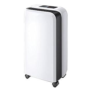 Reiher PureAir Luftentfeuchter, 10L, 245W, Weiß