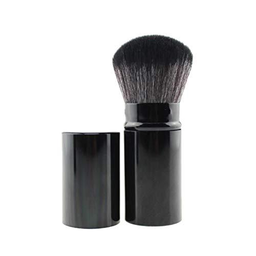Brosse à maquillage télescopique pour brosse à maquillage en poudre rétractable
