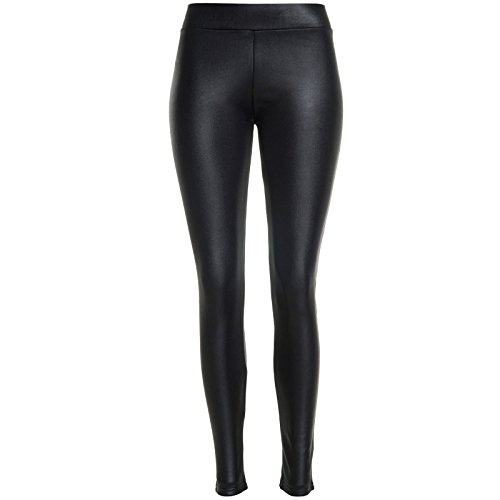 BEZLIT -  Pantaloni sportivi  - Jeggings - Basic - Donna nero Large