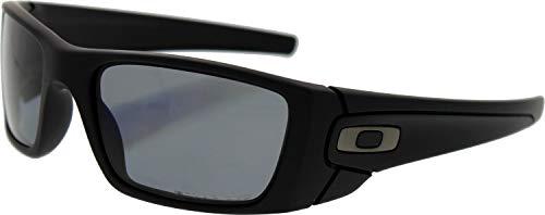 Oakley - Oakley Sunglasses - Fuel Cell Matte Black Polarized - Black - One Size