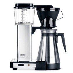 Moccamaster KBT 741 Alu poliert Kaffeemaschine (Technivorm Kaffeemaschine)