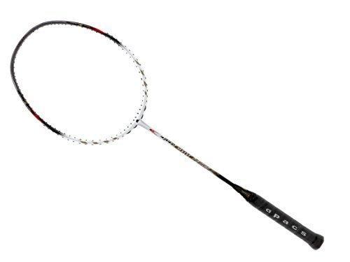Apacs Nano weiß 900Power Badminton schläger (4U)