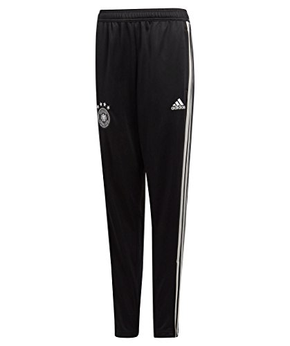 adidas Kinder Dfb TR Pnt Y Trainingshose, Black/Grey Two f17/White, 152