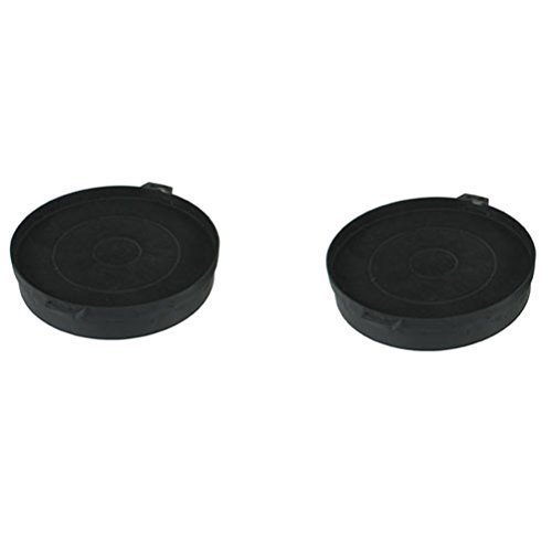 First4Spares - Filtri a carboni attivi per la cappa della cucina, per elementi Bosch