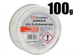 Nouveaux Flux Pâte à souder dans la boîte 100g pour Electronics SMD plomberie DIY etc.