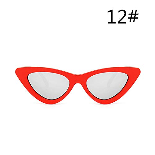 Kjwsbb Women Triangle Sunglasses Fashion Uv Protection Glasses Girls Eyewear Gifts