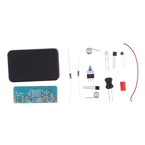 latine LED Taschenlampe IC Panel PCB Board Circuit DIY Tools Kit ()
