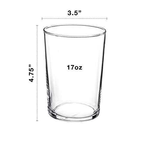 Bormioli Rocco Bodega Trinkglas Maxi 510ml, 12 Stück - 2