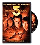 Babylon 5-Legend of the Rangers [Reino Unido] [DVD]