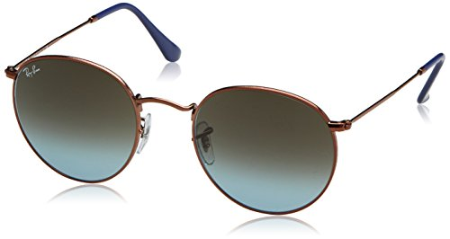 Ray-Ban Rb 3447, Montures de Lunettes Mixte Adulte, Marron (Bronze Copper), 50 mm