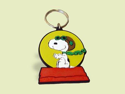 Schleich 22393 - Llavero diseño Snoopy