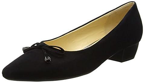 Gabor Shoes Damen Fashion Pumps, Blau (Pazifik 16), 37.5 EU