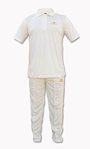 S-Mark-Cricket-Jersey-Sweat-Control-Half-Sleeves-With-White-S-Mark-Hat-Combo-offer-save-Rs200