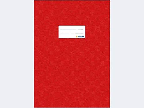 HERMA GMBH Heftschoner A4 gedeckt rot 4008705074421