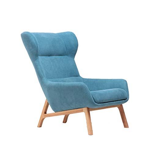 Schlafzimmer-zeitgenössische-sofa (G'z Home Decor Akzentstühle für Erwachsene Moderner Leinenstoff Stuhl Sessel Sofa Stuhl Accent Recliner Gelegentlich Gepolstertes Einzel Sofa Wohnzimmer Büro Lounge Zeitgenössisches Schlafzimmer)