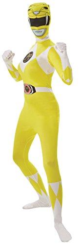 Zweite Haut Kostüm Power Rangers für Damen S