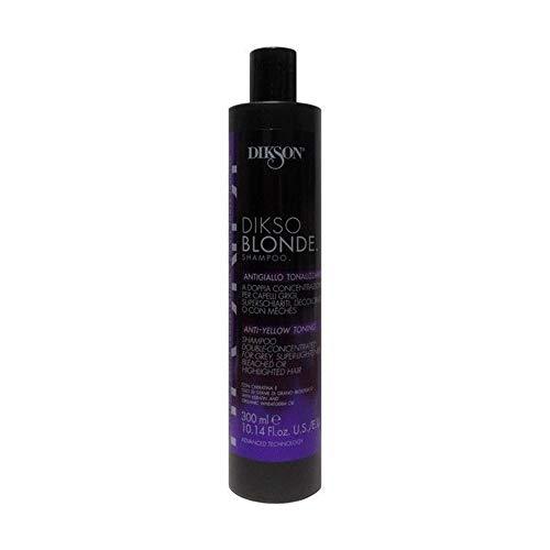 Dikson - Dikso blonde shampoo antigiallo tonalizzante 300ml