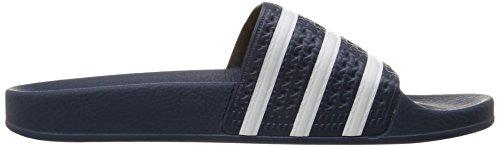 Adidas Herren Adidas 288022 Adilette Azul Sandalen Originals Azul Branco 1qP417F