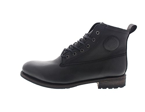BLACKSTONE - Boots GM10 FUR - black Black