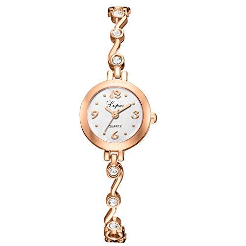 Damenuhr Chronograph Automatik Damen Mechanische Uhr TüRkis Uhr Amber Poliertes Zifferblatt Verstellbarer Riemen Feuer Rubin Armband Goldene Kette Schmuck Markenuhren Outlet