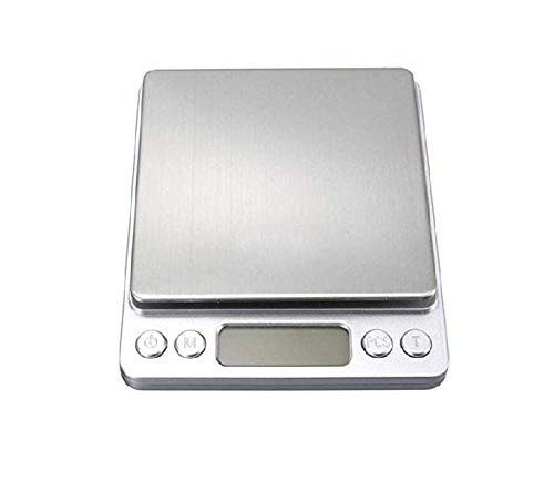 MYAMIA 3000G x 0.1 G 0.01 G Digital Pocket Scale Schmuck Gewicht Elektronische Balance Gram -