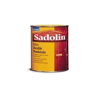 Sadolin 2.5 Litre Extra Durable Woodstain African Walnut