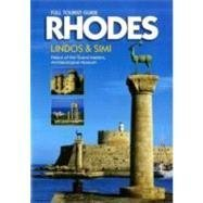 Full Tourist Guide Rhodes Lindos and Simi Palace of the Grand Masters, Archaeological Museum