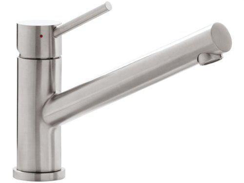 Price comparison product image Villeroy Boch Como &Tap Solid Fixed Spout in Stainless Steel High Pressure &(Item no.: 925100LC)