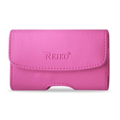 Reiko HP102C-BB8330HPK Horizontal pour BlackBerry 8330 Rose vif