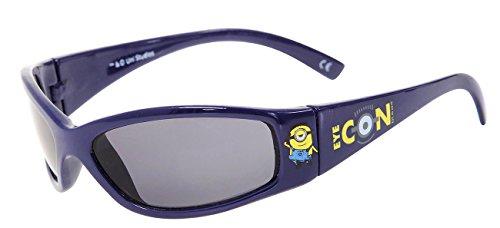 MINIONS Jungen Sonnenbrille blau blau Einheitsgröße