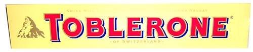 10x TOBLERONE SCHWEIZER SCHOKOLADE 360g Incl. Goodie von Flensburger Handel - Toblerone-schokolade