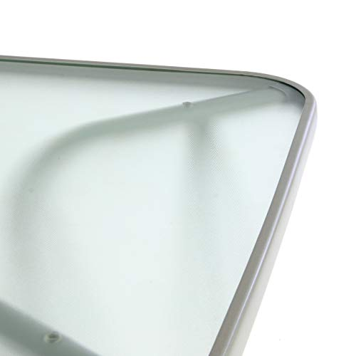 Nexos Bistrotisch eckig grau Balkontisch - 2