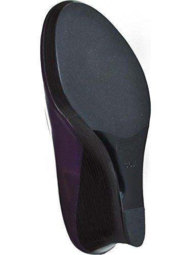 Fratelli Rossetti , chaussures compensées femme Marron - Viola / Lila