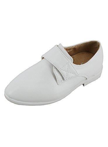 Boutique-Magique Chaussures Blanches Garçon Mariage Baptême