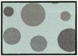 Schöner Wohnen Sauberlauf Broadway Kreise # 54, Größe:50x70 cm