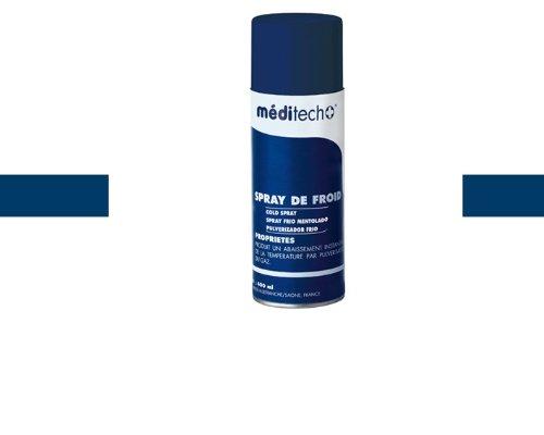 Bombe de froid à l'arnica 400ml en spray pour calmer la douleur -Visiodirect-