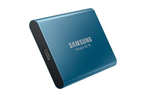 Samsung T5 Portable SSD - 250GB - USB 3.1 External SSD